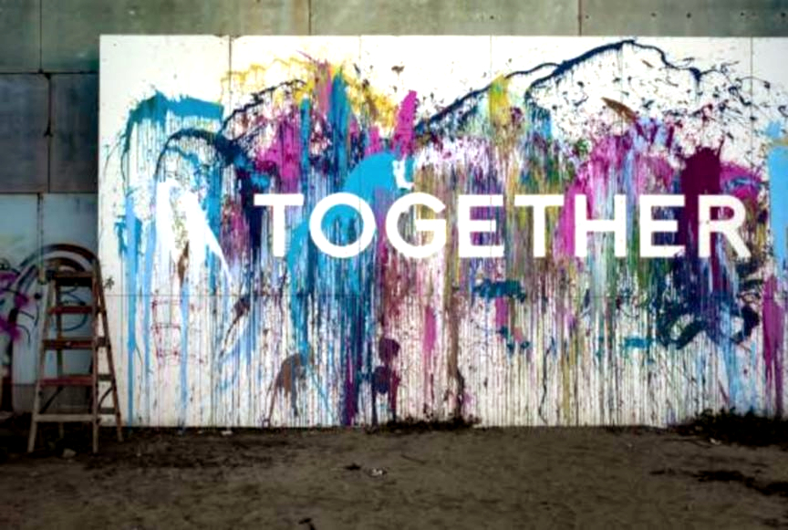 We are in this together.
